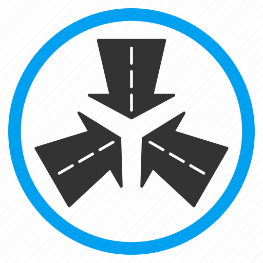 collapse, compress, impact arrows, merge directions, minimize, pointer, pressure icon