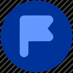 element, flag, location, place, ui icon