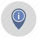 geo, location, pointer, tag icon