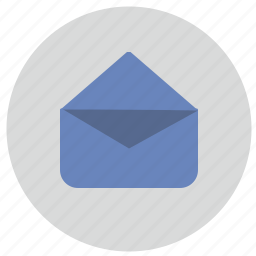 letter, mail, message, news, open icon