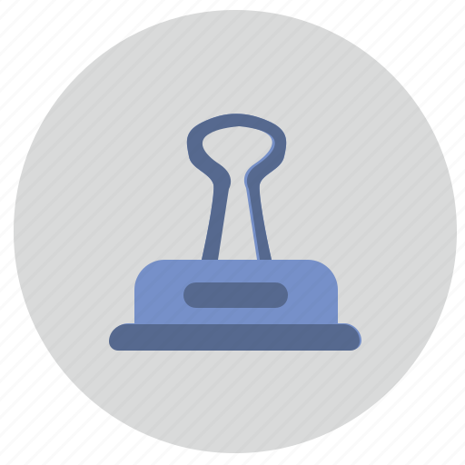 clip, instrument, office, paper icon