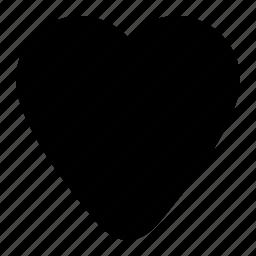 bookmark, favorite, heart, like, love, valentine's day icon