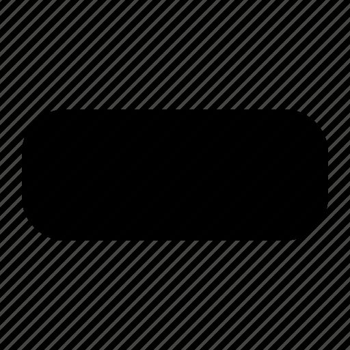 minus, remove icon