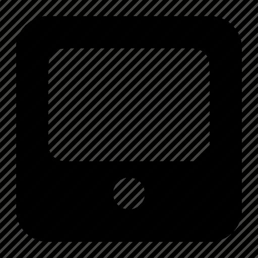 ereader, slate, tablet icon