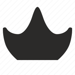 crown, dress, head, king, queen, royal, small icon