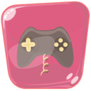 entertainment, game, games icon