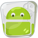 android, market, place icon