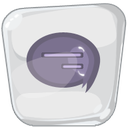 conversation, message, sms, talk icon