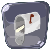mail, mailbox, massage icon