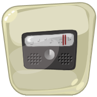 mp3, music, radio icon
