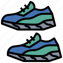 clothing, fashion, footwear, running, shoes, sport, wear icon