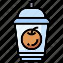 beverage, citrus, cooking, drink, food, fruit, juice icon