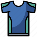 clothing, competition, fashion, garment, shirt, sport, wear icon