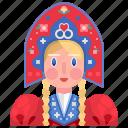 avatar, christian, priest, religious, woman