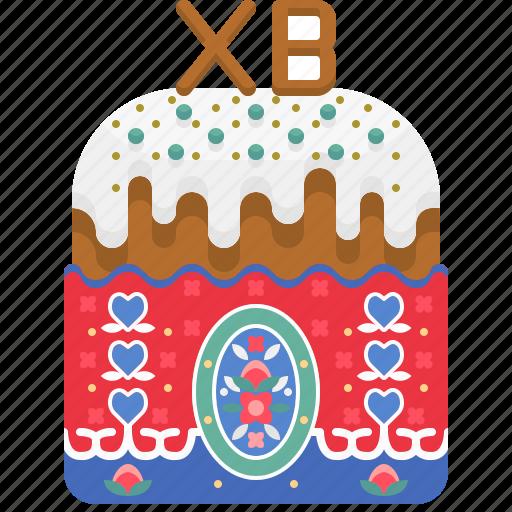 Miraculous Bakery Birthday Cake Celebration Dessert Easter Icon Funny Birthday Cards Online Fluifree Goldxyz