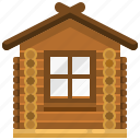 cabin, estate, house, property, real, residential, wooden