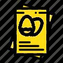 easter, egg, eggs, passpoet icon
