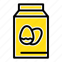 bottle, easter, egg, holiday icon