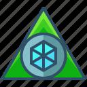 geometry, sacred, triangle, creative, design, shape