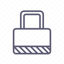 closed, lock, private, protection, reliable, safety, security icon