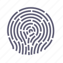 fingerprint, maze, pattern, protection, safety, security
