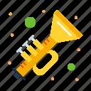 horns, ireland, irish, music