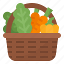 food, healthy, vegetable, vitamins icon