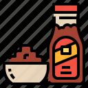bacon, bits, crispy, recipe, salad