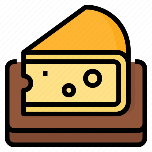 Cheese, dairy, milk, product icon - Download on Iconfinder