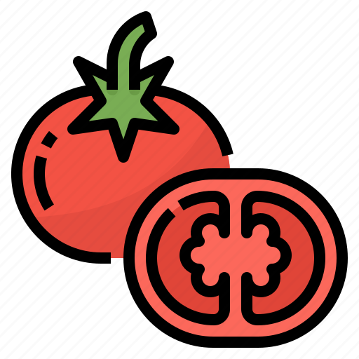Healthy, tomato, vegetable, vitamins icon - Download on Iconfinder
