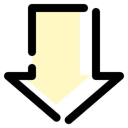 arrow, low, price, shop, shopping icon