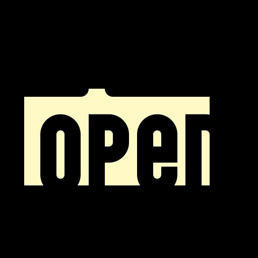 open, time icon