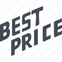best price, big sale, discounts, goods, price-list, promotions icon