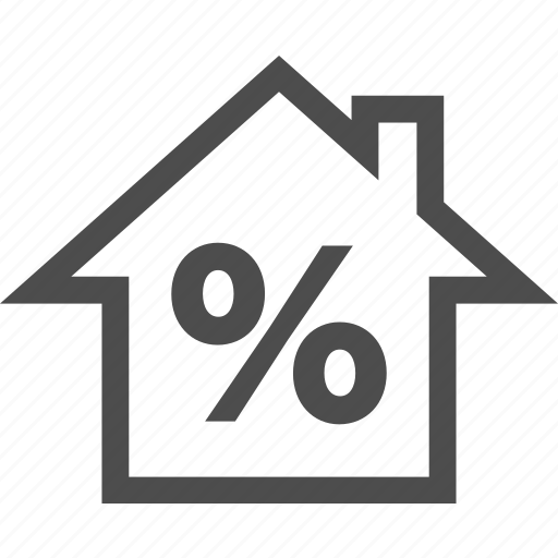 asset, discount, estate, fees, property, real, sale icon