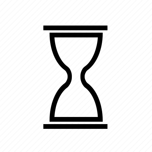clock, duration, expiration, hourglass, period, sand, time, timeframe, timer, wait icon
