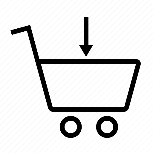 add to cart, buy, cart, collect, input, items, purchase, put, shopping icon