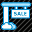 online, sale, sales, shop, sign icon