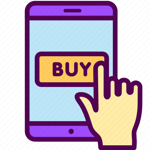 buy, ecommerce, online, sales, shop, smartphone icon