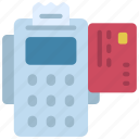 card, machine, credit, payment