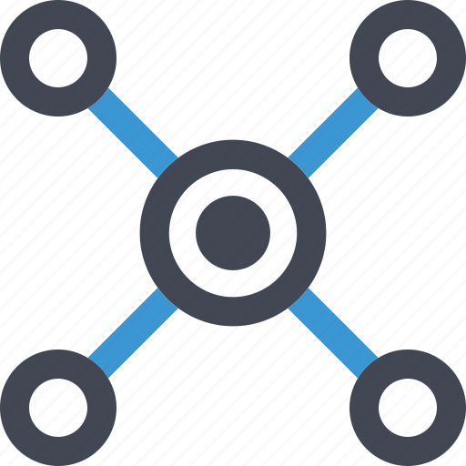 analytics, connect, connection, data, internet, server, share icon