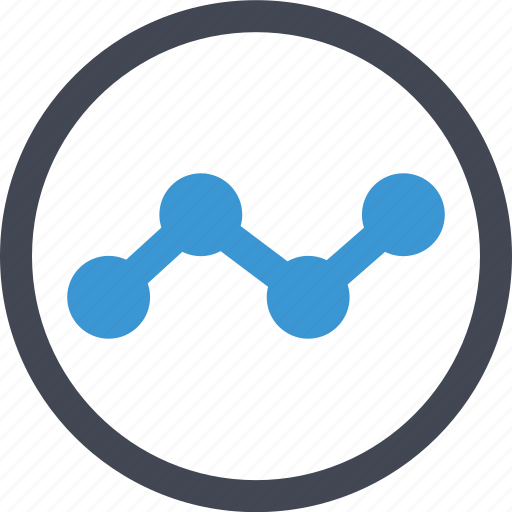 analytics, connect, connection, data, share icon