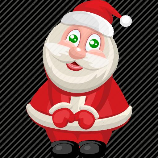 celebration, christmas, santa, santa claus, xmas icon