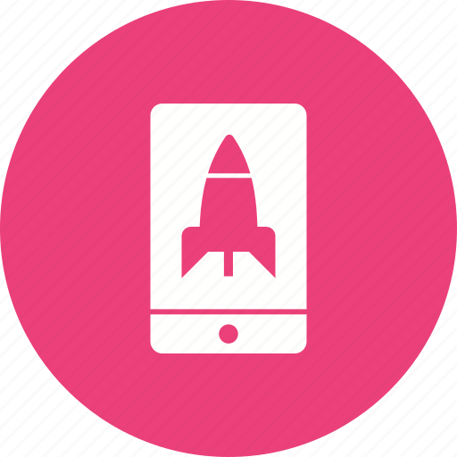 app, application, mobile, new, phone, smartphone, startup icon