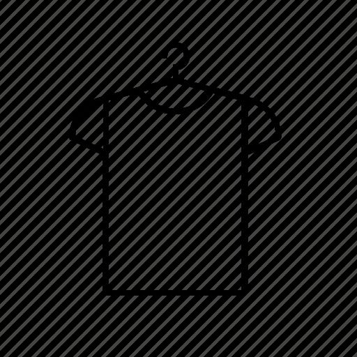clothes, clothing, shirt, t-shirt, tee, tshirt icon