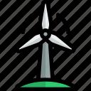 windmill, turbine, ecology, environment, wind energy, power plant, wind