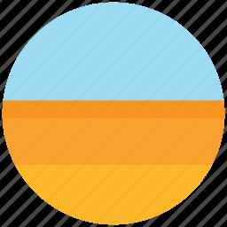 desert, karahali, sun, sund icon