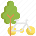 bicycle, ecology, environment, park, save, world