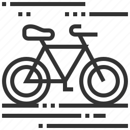 bicycle, bike, cycling, eco, transport, transportation icon