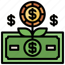 business, dollar, earning, finance, growth, income, revenue