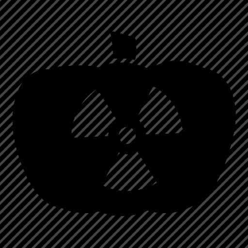 emoji, halloween, mask, pumpkin, scary, vegetable icon